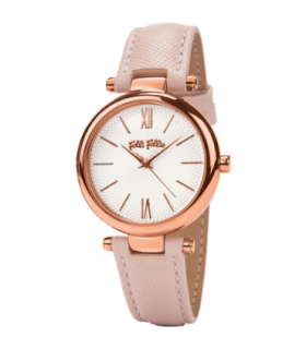 Cyclos Pink Quartz Watch - 6010.2243