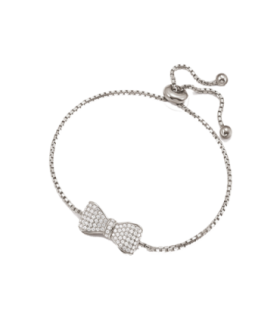 Stories CZ Bow bracelet - 5010.3278