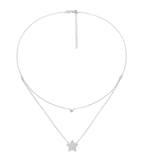 Star double necklace - 5020.3032