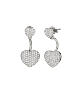 Love Heart earrings - 5040.2594