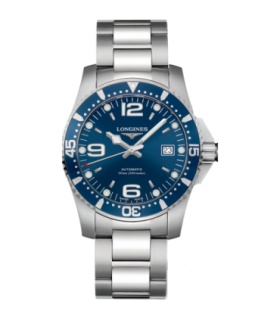 Hydroconquest Automatic Watch 41MM - L3.742.4.96.6