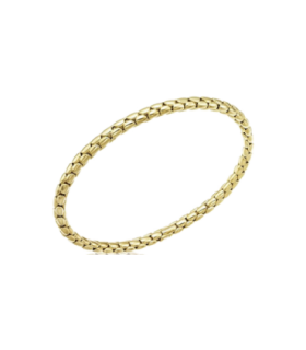 Stretch Spring Yellow Gold Bracelet - 1B00952ZZ1180