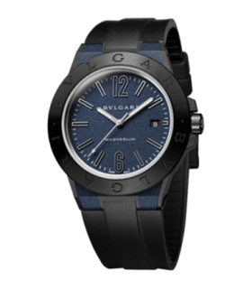 Bulgari bulgari magnesium -ceramic blue automatic watch - DG41C3SMCVD - 102364