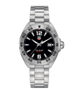 Tag Heuer Formula 1 black face 41mm Quartz Watch - WAZ1112.BA0875