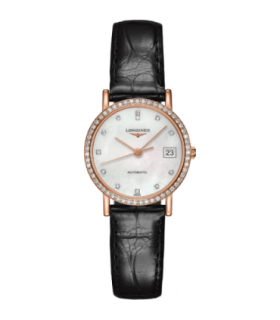 Elegant Diamonds Automatic 27.20MM - L4.378.9.87.0