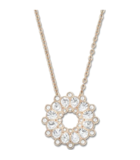 Swarovski Jewellery asset rose gold necklace - 5048035