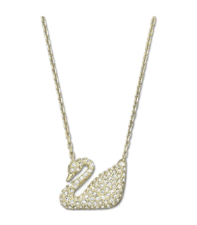 Swarovski Jewellery swan necklace cry/gos - 5063921