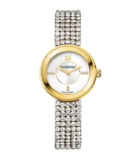 Swarovski watches Piazza Mini-Crystal, Golden - 1194086