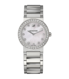 Swarovski Watches swarovski citra sphere mini - white, metal - 5027207