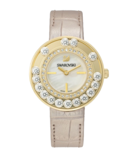 Swarovski Watches swarovski lovely crystals - white, light gold - 5027203