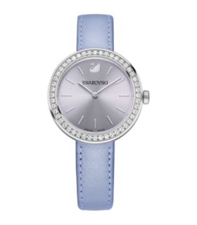 Swarovski Watches daytime lavander quartz watch - 5130540