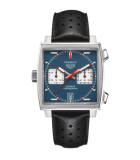 Monaco Automatic Watch 39MM - CAW211P.FC6356