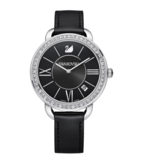 Swarovski Watches aila day black quartz watch - 5172151