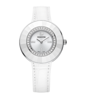 Swarovski Watches octea dressy white quartz watch - 5080504