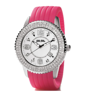 Carousel Pink Quartz watch - WF5T045ZTWFU - 6015.0924