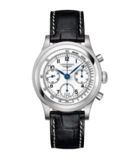 Longines Heritage 1942 Automatic watch - L2.768.4.13.2
