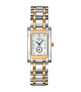 Dolcevita diamonds Quartz watch - L5.155.5.08.7