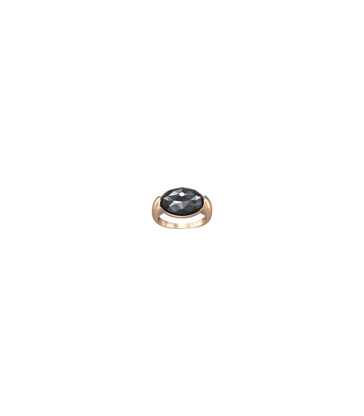 Swarovski Jewellery vanilla jet hematite ring 60 - 5025214 ab91d0eb3fee