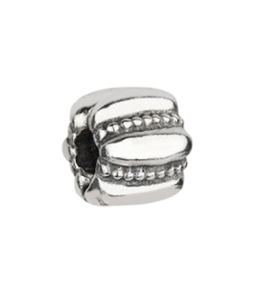 Pandora moments 925 sterling silver decorative clip charm - 790446