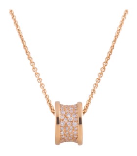 Bvlgari BZero1 RG diamond necklace - CL856300 - 348035