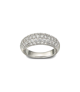 Swarovski Jewellery maeva white ring 52 - 1082412