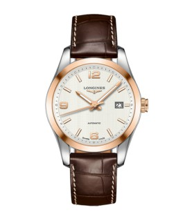 Conquest Classic RGP/SS automatic 40MM - L2.785.5.76.3