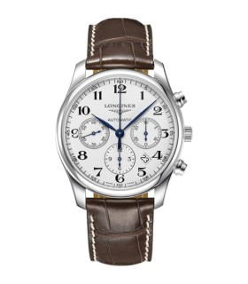 Longines master collection column-wheel chronograph automatic - L2.759.4.78.3