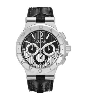 Bvlgari Diagono 42 mm  chrono automatic - DG42BSLDCH - 101881