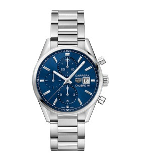Carrera Blue Chrono Automatic - CBK2112.BA0715