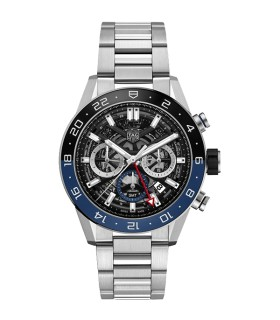 Carrera Blk Skeleton Automatic - CBG2A1Z.BA0658