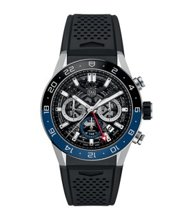 Carrera Skeleton Rubber Automatic - CBG2A1Z.FT6157