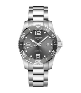 Hydroconquest Grey Automatic 41MM - L3.781.4.76.6