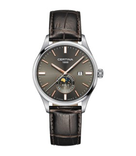 DS-8 Moon Phase Quartz 41MM - C033.457.16.081.00