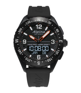 Alpinerx HSW Qtz Digital 45MM AL-283LBB5AQ6