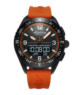 Alpinerx HSW Qtz Digital 45MM AL-283LBO5AQ6