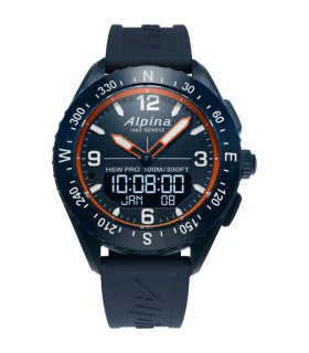 Alpinerx HSW Qtz Digital 45MM AL-283LNO5NAQ6