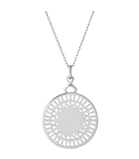 Timeless Extension silver necklace - 5020.3476