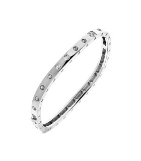 Pois Moi 18WG bangle diamonds - ADR888BA0968_01