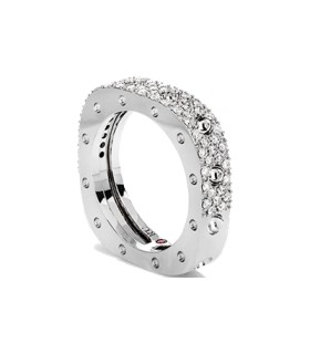 Pois Moi 18WG and diamonds ring - ADR888RI1060_14