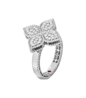 Princess Flower 18W diamond ring - ADR777RI0643