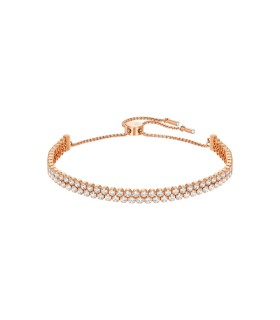 Subtle rose gold plated bracelet - 5224182