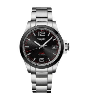 Conquest VHP Quartz 41MM - L3.719.4.56.6