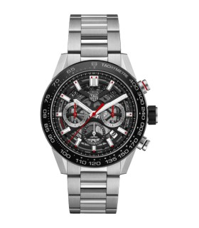 Carrera Heuer 02 Chrono 45MM -- CBG2A10.BA0654