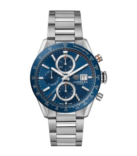 Carrera Blue Chrono Automatic 41MM - CBM2112.BA0651