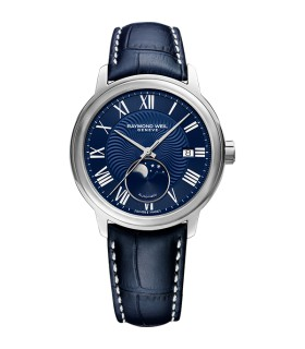 Maestro Moon Phase Automatic 40MM - 2239-STC-00509