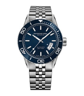 Freelancer blue Automatic 42MM - 2760-ST3-50001