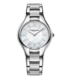 Noémia Wht Quartz 32MM - 5132-ST-97001