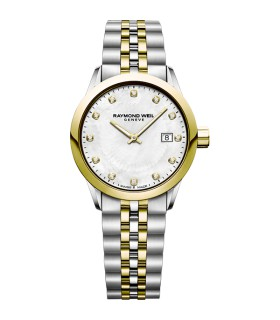 Freelancer two-tone Quartz 29MM - 5629-STP-97081