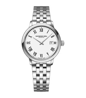 Toccata White Quartz 29MM - 5985-ST-00300