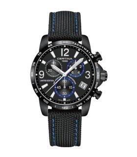 DS Podium Chrono Quartz 41MM - C034.417.38.057.10